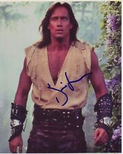 Kevin Sorbo Signed Autographed 8x10 Hercules Photograph