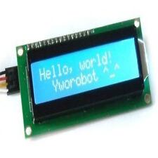 For Arduino Blue IIC I2C TWI 1602 16x2 Serial LCD Module Display