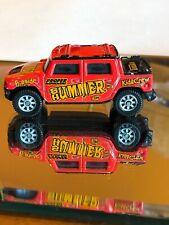 2002 Maisto Tonka Hummer H2 Concept Summer Hummer