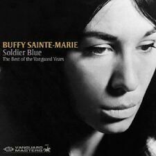 Buffy Sainte-Marie - Soldier Blue: Best of the Vanguard Years [New CD] UK - Impo