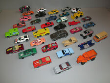 Hot Wheels, 37 Modellautos, Fahrzeuge, LKW, große Sammlung, Konvolut