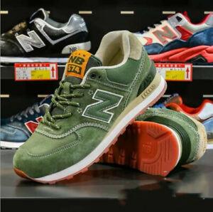 2021 New BALANCE ML574 Sneaker Men Shoes Sneakers New Women Sports Shoes Top NB