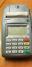 First Data Fd100 credit card processing terminal Never used