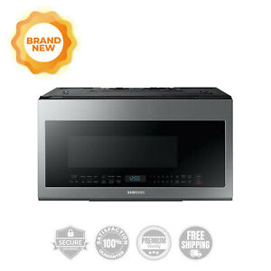 SAMSUNG 2.1 Cu. Ft. Over-the-Range Microwave with Sensor Cooking Controls