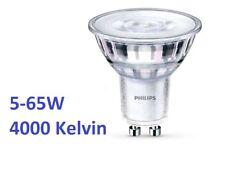 Philips Spot LED GU10 RÉFLECTEUR 5-65w froid 4000K naturalweiß source
