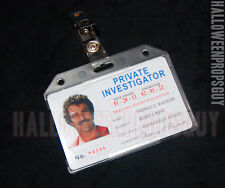 MAGNUM PI Thomas Magnum Private Investigator PVC ID Card Prop Replica USA