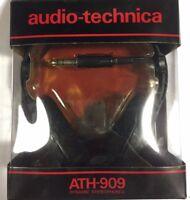 Audio-Technica ATH-909 Audio Music Headphones