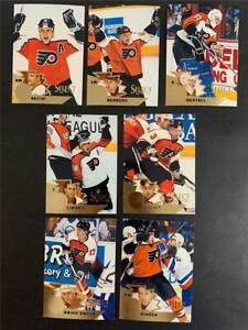 1994/95 Select Philadelphia Flyers Team Set 7 Cards