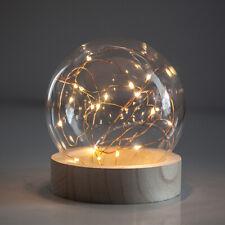 Led Wire String Fairy Lights 20 Led Micro Rice Christmas Lights Wedding Decor