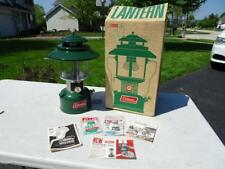 COLEMAN LANTERN 228H TWO MANTEL DATED 8/74 NOS?