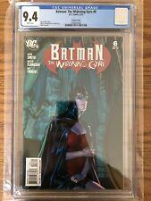 BATMAN: THE WIDENING GYRE #6 Gene Ha Variant. CGC 9.4  DC 2010