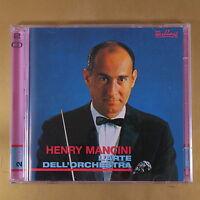 HENRY MANCINI - L'ARTE DELL'ORCHESTA - FLASHBACK - 2CD - OTTIMO CD [AP-197]