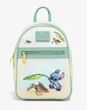 Loungefly Disney Lilo And Stitch Turtles Mini Backpack IN HAND