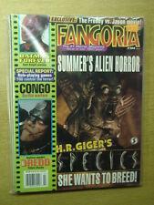 FANGORIA #144 NM STARLOG HORROR MAGAZINE