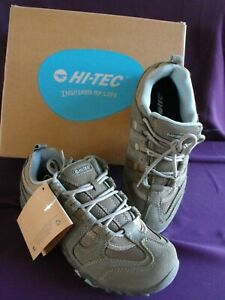 Hi-Tec Quadra Classic Women's Walking Shoes Size 38