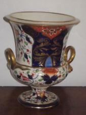 Royal Crown Derby Vases Date-Lined Ceramics (Pre-c.1840)