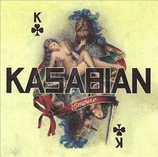 Empire Kasabian MUSIC CD