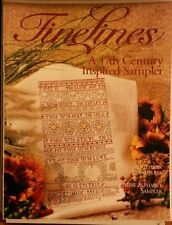 FineLines Magazine Fall 2001 Volume 6 Number 2.  Copy