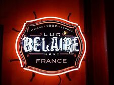 BELAIRE NEON BAR SIGN - MAISON 1898 FONDEE LUC FRANCE - RARE- BRAND NEW