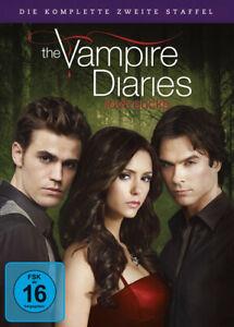 The Vampire Diaries - Staffel 2 [5 DVDs]