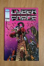 Image Cyberforce #8 (Oct,1994) Modern Age Comic