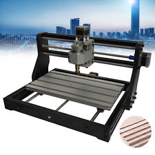 New Listingmini 2 In 1 3 Axis Carver Machine Usb Cnc 3018 Pro Diy Router Kit Laser Engraver