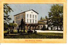 Bad Driburg AK 1915 Badehaus Feldpost gelaufen Nordrhein-Westfalen 1503508