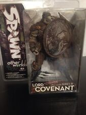 Spawn: Other Worlds LORD COVENANT Figure Todd Mcfarlane 2007 Series 31 Sealed