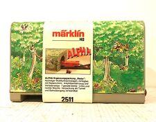 """Märklin Marklin Ho Scale Alpha 2511 """"Radar Expansion Set"""""""