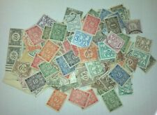 LOT TIMBRES TAXES  ZIE/VOIR SCAN
