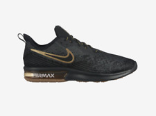 brand new f07fe 3c865 New NIKE AIR MAX SEQUENT 4 4485005 - Black Anthracite White Gum Light
