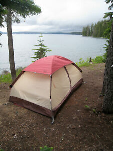 2-person premium quality backpacking tent liquidation