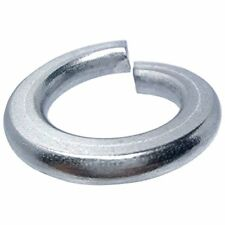 "1/4"" Stainless Steel Lock Washers Medium Split Grade 18-8 Qty 250"