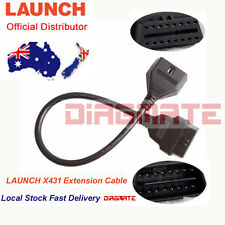 GENUINE LAUNCH X431 PRO PRO3 PAD PAD 2 Extend Cable OBD II Cable