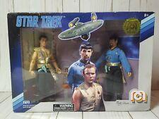 Star Trek Mego 2018 Marty Abrams Mirror Spock Captain Kirk Limited Edition