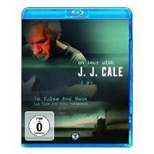 "J.J. CALE ""TO TULSA AND BACK"" BLU-RAY NEU"