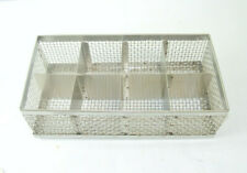 Stainless Steel Incubator Autoclavable Tray Laboratory Pan 6 X 12 X 4