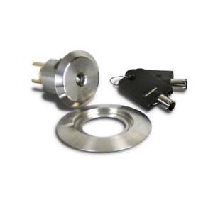 Ford Transit Custom 2012 - 2020 Replock With Bezel (TVL Hykee Security Lock)