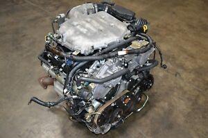INFINITI G35 ENGINE VQ35DE COMPLETE MOTOR JDM 2003 2004 2005 2006