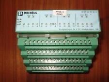 Phoenix Contact 16 Digital Input Module IBS ST 24 DI 16/4  P/N  2754338