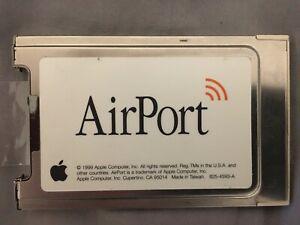 Original APPLE Airport Wifi Card 802.1b iMac Powerbook iBook G3 G4 eMac FREE SH