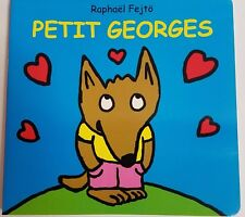 French Book Petit Georges by Raphael Fejtö