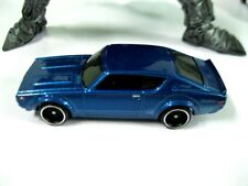 2018 Hot Wheels Nissan Skyline H/T 2000GT Blue Unspun Unrivet Prototype