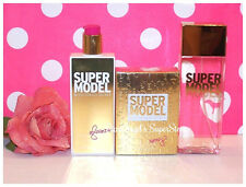 Victoria's Secret Super Model, SUPERMODEL Perfume, Mist & Shimmer Lotion 2.5 oz.