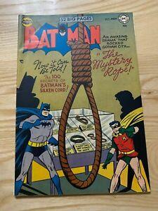 Batman comics #67 1951