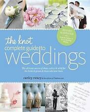 The Knot Complete Guide to Weddings: The Ultimate Source of Ideas,-ExLibrary