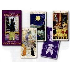 Tarot of Pagan Cats Mini Tarot von Magdelina Messina (2012, Taschenbuch)