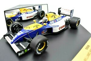 Miniature voiture Williams Renault FW15C Onyx auto 1/24 Soin 1 F1 Prost diecast