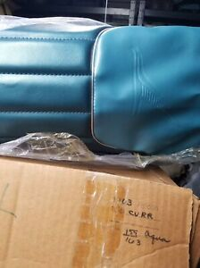 1963 Ford Falcon Rear Seat Covers Convertible Made In USA