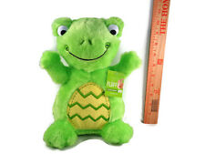 EASTER GREEN FROG EASTER EGG BELLY BY DAN DEE PLUSH STUFFED ANIMAL TOY DOLL NEW